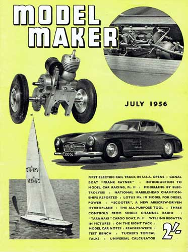 Model Maker 1956/07 July (RCL#2404)
