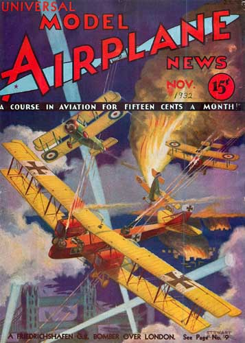 Model Airplane News 1932/11 November (RCL#2411)