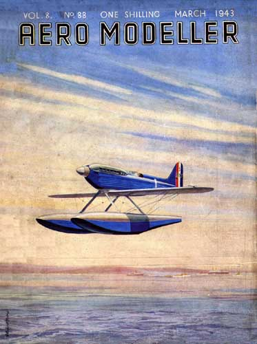 AeroModeller 1943/03 March - cover thumbnail