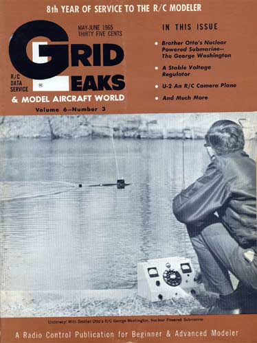 Grid Leaks 1965/05 May-June - click to view RCLibrary page
