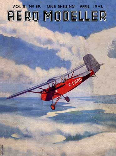 AeroModeller 1943/04 April - click to view RCLibrary page
