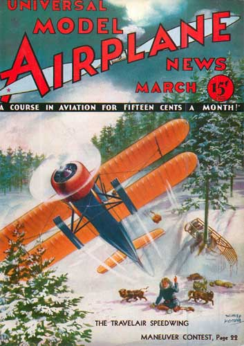 Model Airplane News 1933/03 March (RCL#2437)