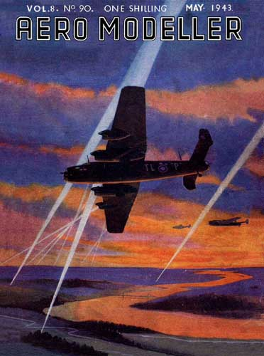 AeroModeller 1943/05 May - cover thumbnail