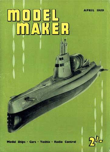 Model Maker 1959/04 April (RCL#2443)
