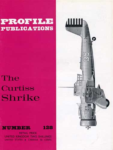 Profile Publications No. 128: Curtiss Shrike