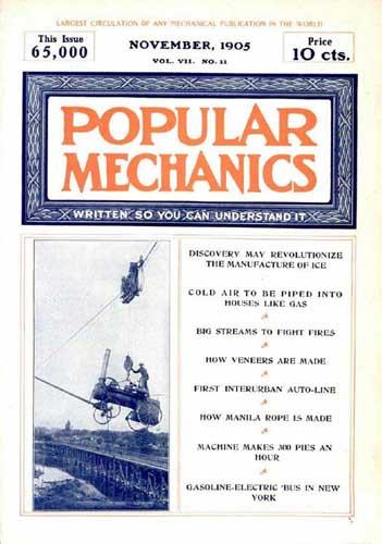 Popular Mechanics 1905/11 November (RCL#2458)