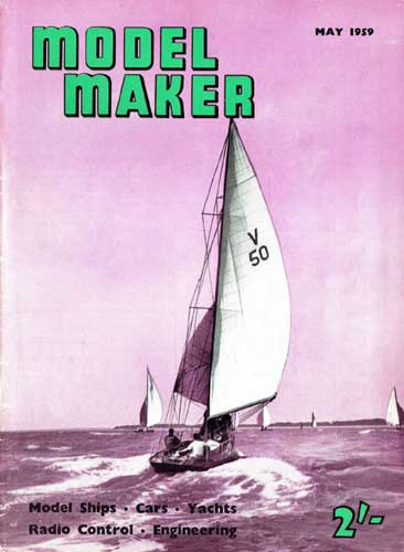 Model Maker 1959/05 May - cover thumbnail