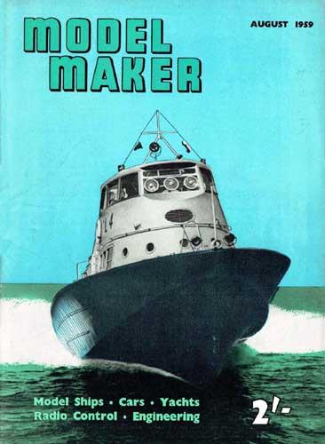 Model Maker 1959/08 August (RCL#2497)