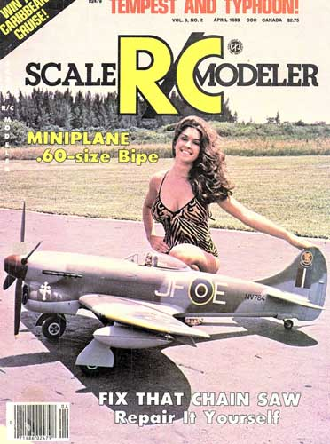 Scale R/C Modeler 1983/04 April