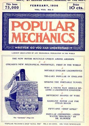 Popular Mechanics 1906/02 February (RCL#2506)