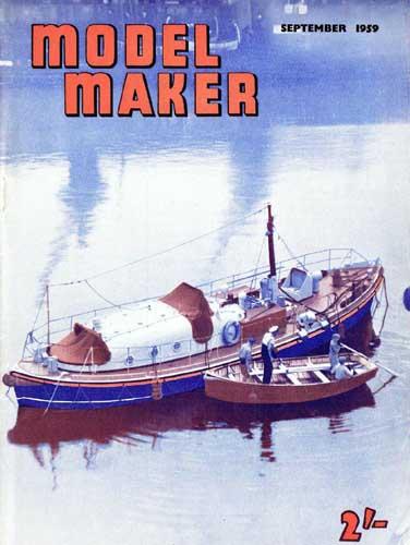 Model Maker 1959/09 September (RCL#2507)