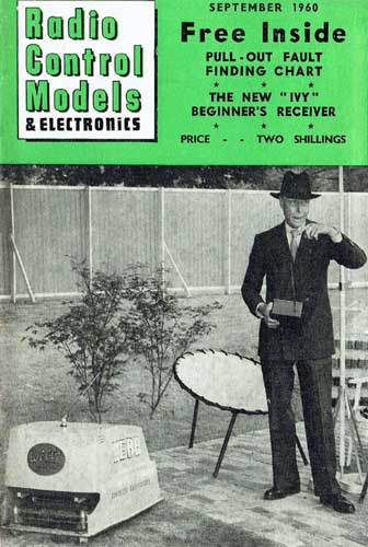 Radio Control Models & Electronics 1960/09 September (RCL#2509)