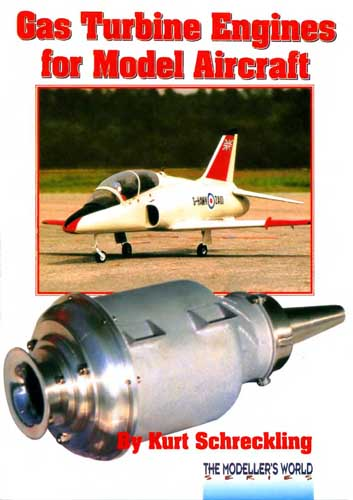 Gas Turbine Engines for Model Aircraft - cover thumbnail