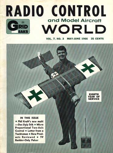 Grid Leaks - Radio Control World 1966/05 May-June