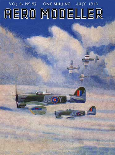 AeroModeller 1943/07 July (RCL#2527)