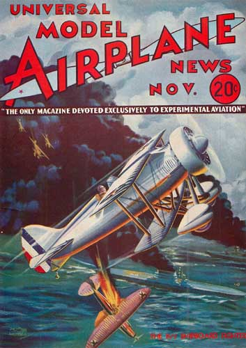 Model Airplane News 1933/11 November (RCL#2528)