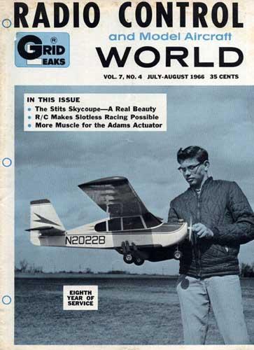 Grid Leaks - Radio Control World 1966/07 July-August (RCL#2541)