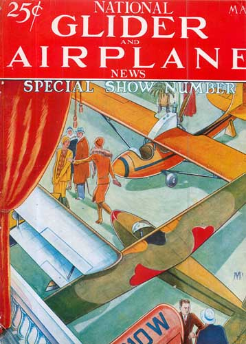 National Glider & Airplane News 1931/05 May (RCL#2544)