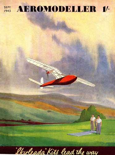 AeroModeller 1943/09 September (RCL#2552)