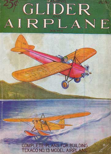 National Glider & Airplane News 1931/06 June