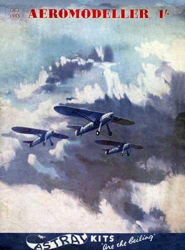 AeroModeller 1943/10 October - cover thumbnail