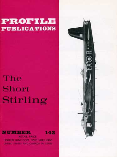 Profile Publications No. 142: Short Stirling (RCL#2576)