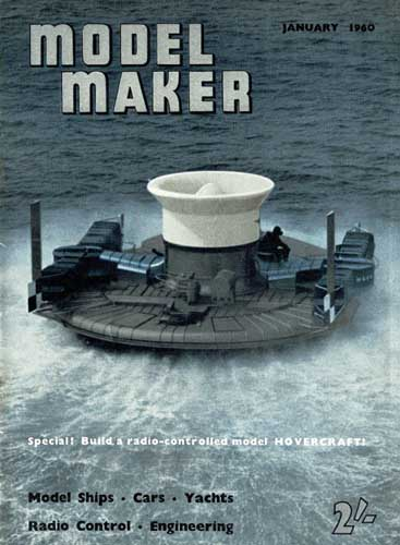 Model Maker 1960/01 January - click to view RCLibrary page