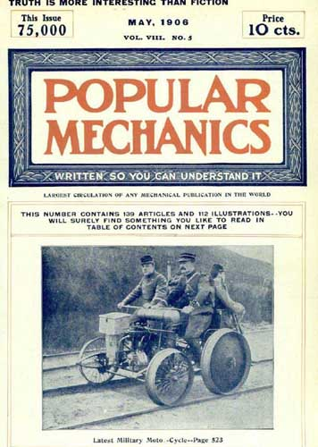Popular Mechanics 1906/05 May - click to view RCLibrary page