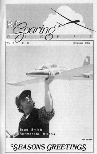RC Soaring Digest 1986/12 December (RCL#2595)