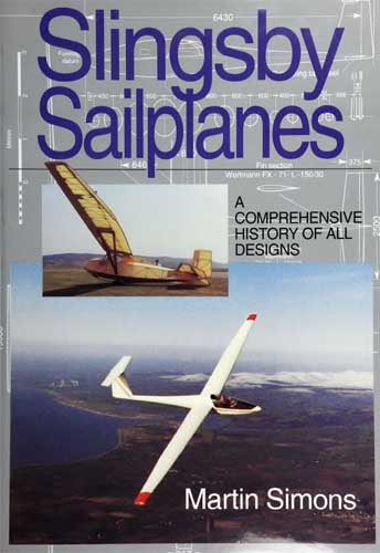 Slingsby Sailplanes - cover thumbnail