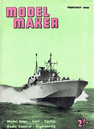 Model Maker 1960/02 February (RCL#2604)