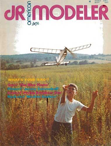 JR American Modeler 1972/03 March-April (RCL#2605)