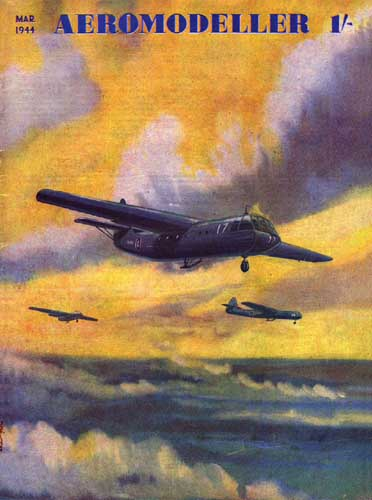 AeroModeller 1944/03 March - cover thumbnail