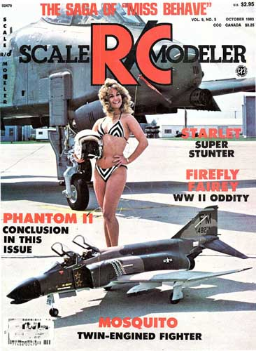 Scale R/C Modeler 1983/10 October (RCL#2626)