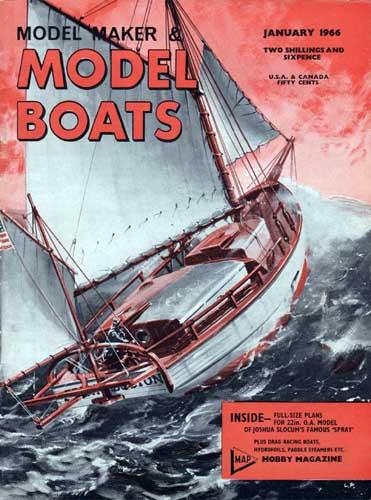 Model Maker 1966/01 January (RCL#2630)