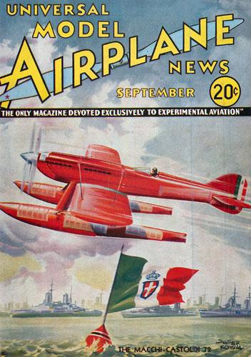 Model Airplane News 1934/09 September (RCL#2634)