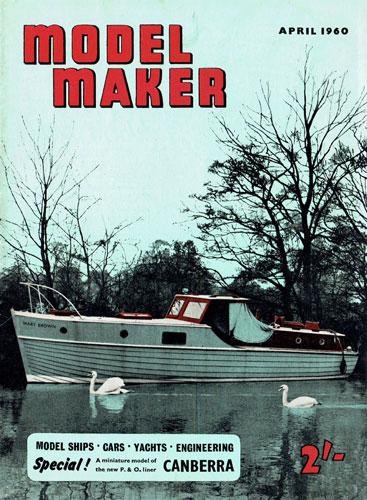 Model Maker 1960/04 April - cover thumbnail
