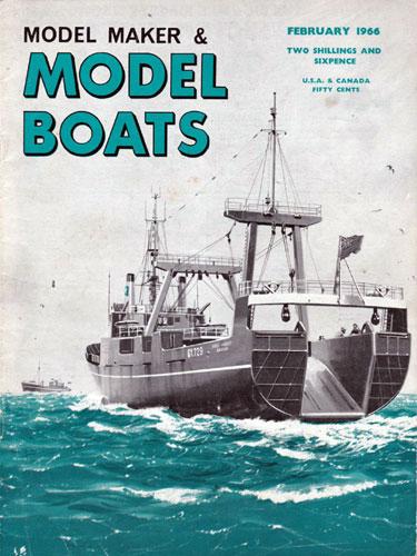 Model Maker 1966/02 February (RCL#2643)