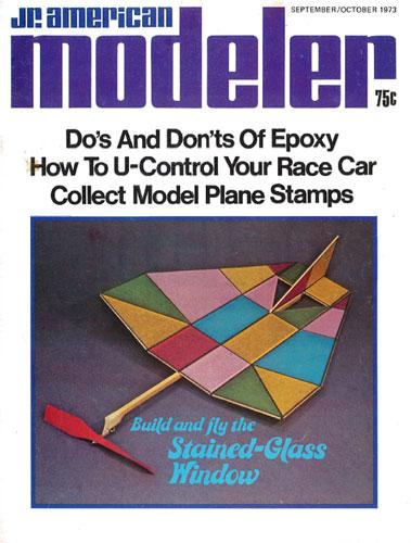 JR American Modeler 1973/09 September-October (RCL#2647)