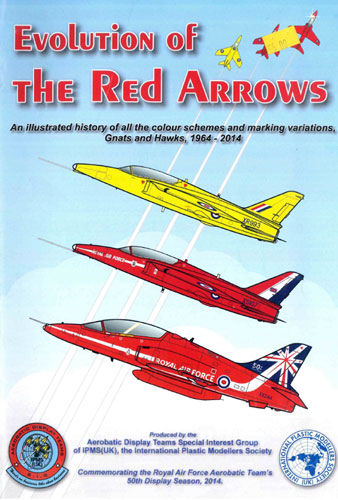 Evolution of the Red Arrows (RCL#2648)
