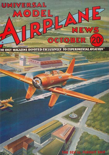 Model Airplane News 1934/10 October (RCL#2653)