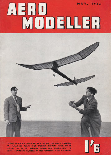 AeroModeller 1952/05 May (RCL#2666)