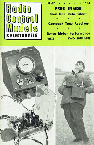 Radio Control Models & Electronics 1961/06 June (RCL#2677)