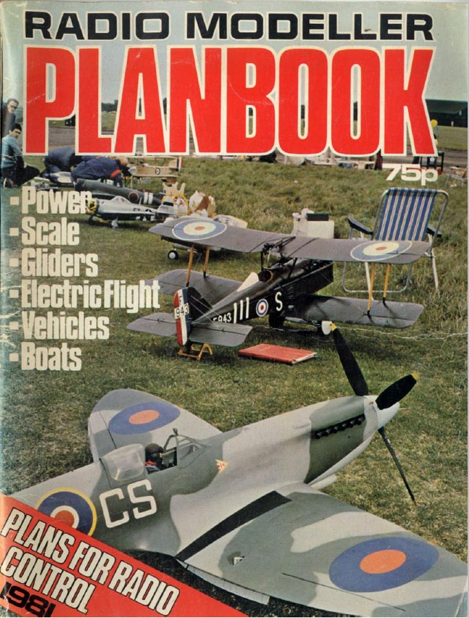 Rclibrary radio modeller planbook title download free for Free planbook