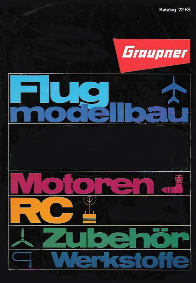 catalogue graupner