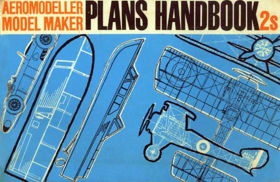RCLibrary : AeroModeller & Model Maker Plans Handbook title : download free vintage model ...