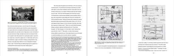 Modeling Behaviour: Boyhood, Engineering & the Model Airplane in American Culture - page scan thumbnails