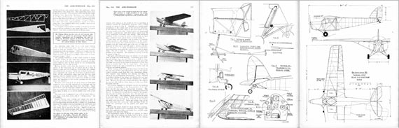 AeroModeller 1941/05 May - page scan thumbnails
