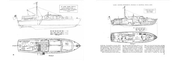 Model Boat Construction - page scan thumbnails