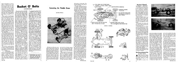 Model Race Cars 1948/05 May - page scan thumbnails